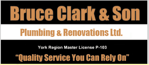 Bruce Clark & Son Plumbing & Renovations Ltd.
